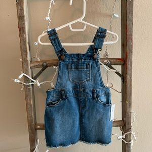 Brand new gap jean dress